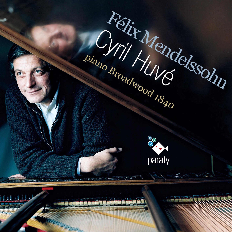 Felix Mendelssohn: Piano Broadwood 1840