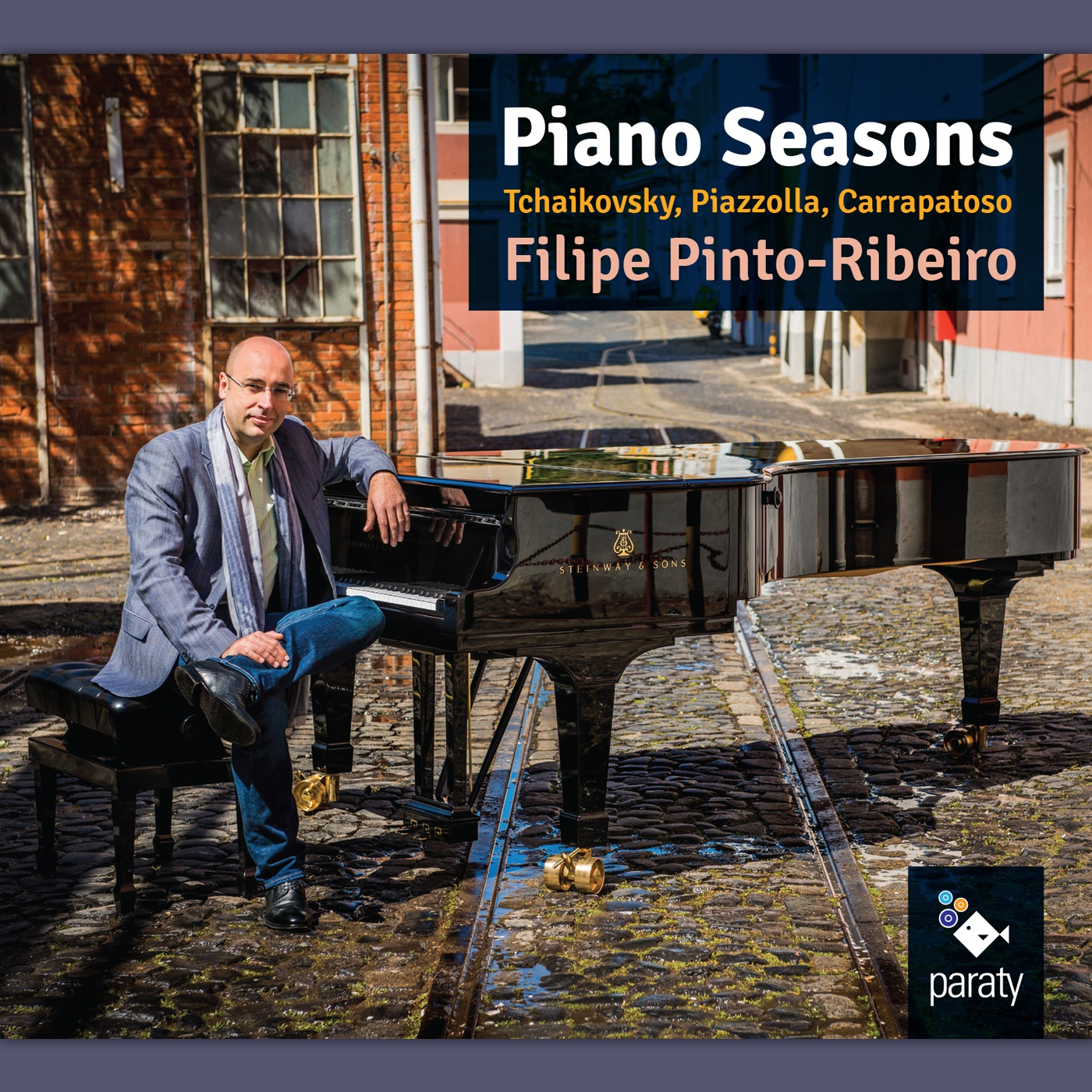 Piano Seasons : Tchaikovsky, Piazzola, Carrapatoso