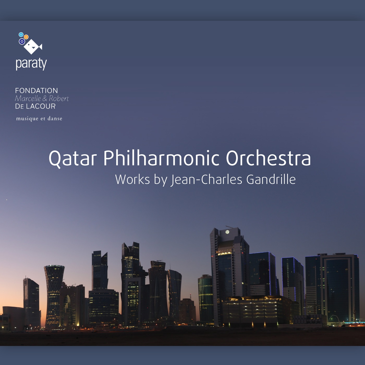 Qatar Philarmonic Orchestra, Works by Jean-Charles Gandrille