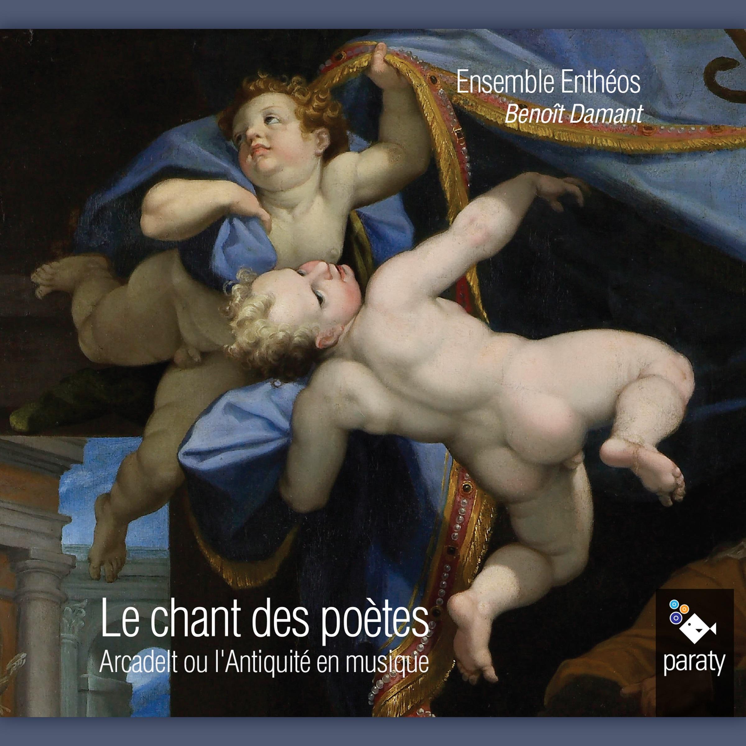 Le chant des poètes, Acardelt ou l'Antiquité en musique
