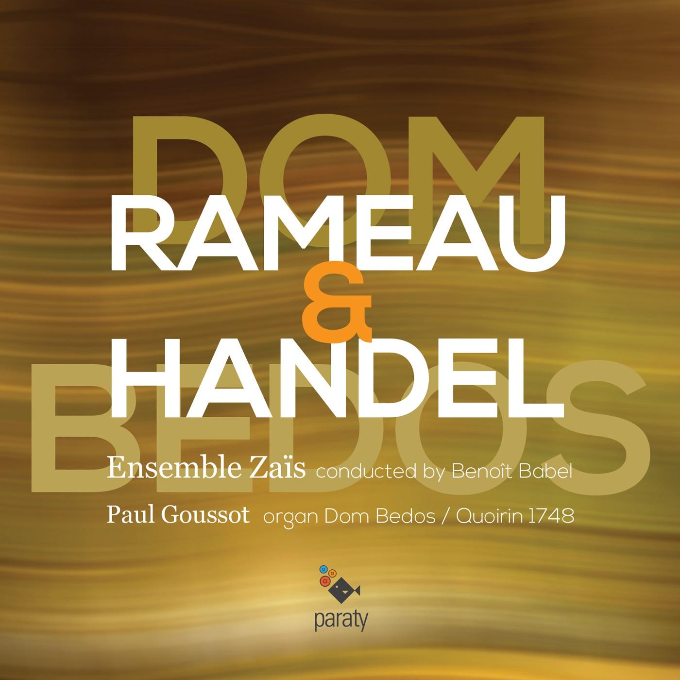 Rameau & Handel : Dom Bedos