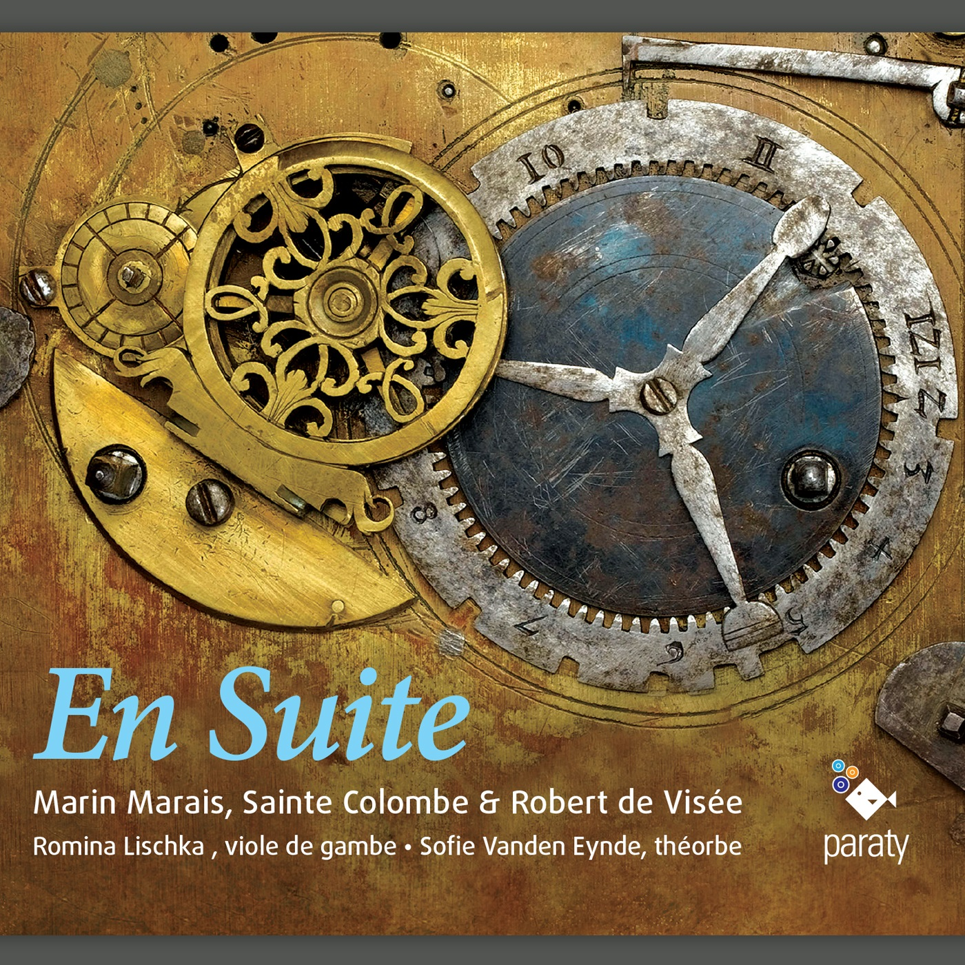 En Suite : Marin Marais, Sainte Colombe & Robert de Visée