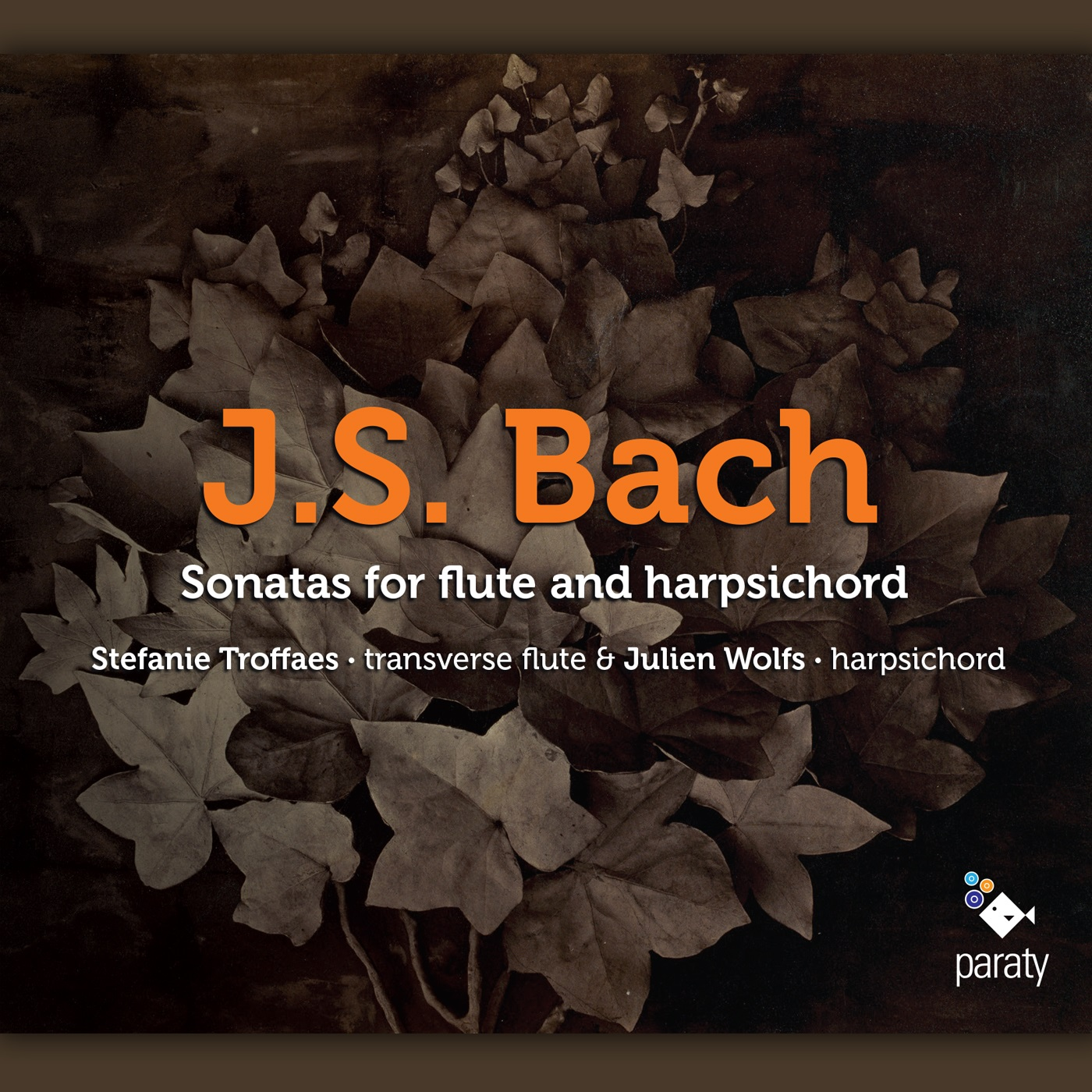 J.S.Bach, Sonatas for flute and harpsichord