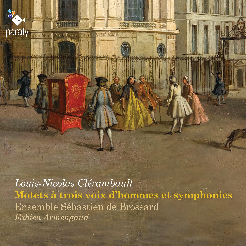 Motets à trois voix d'hommes et symphonies