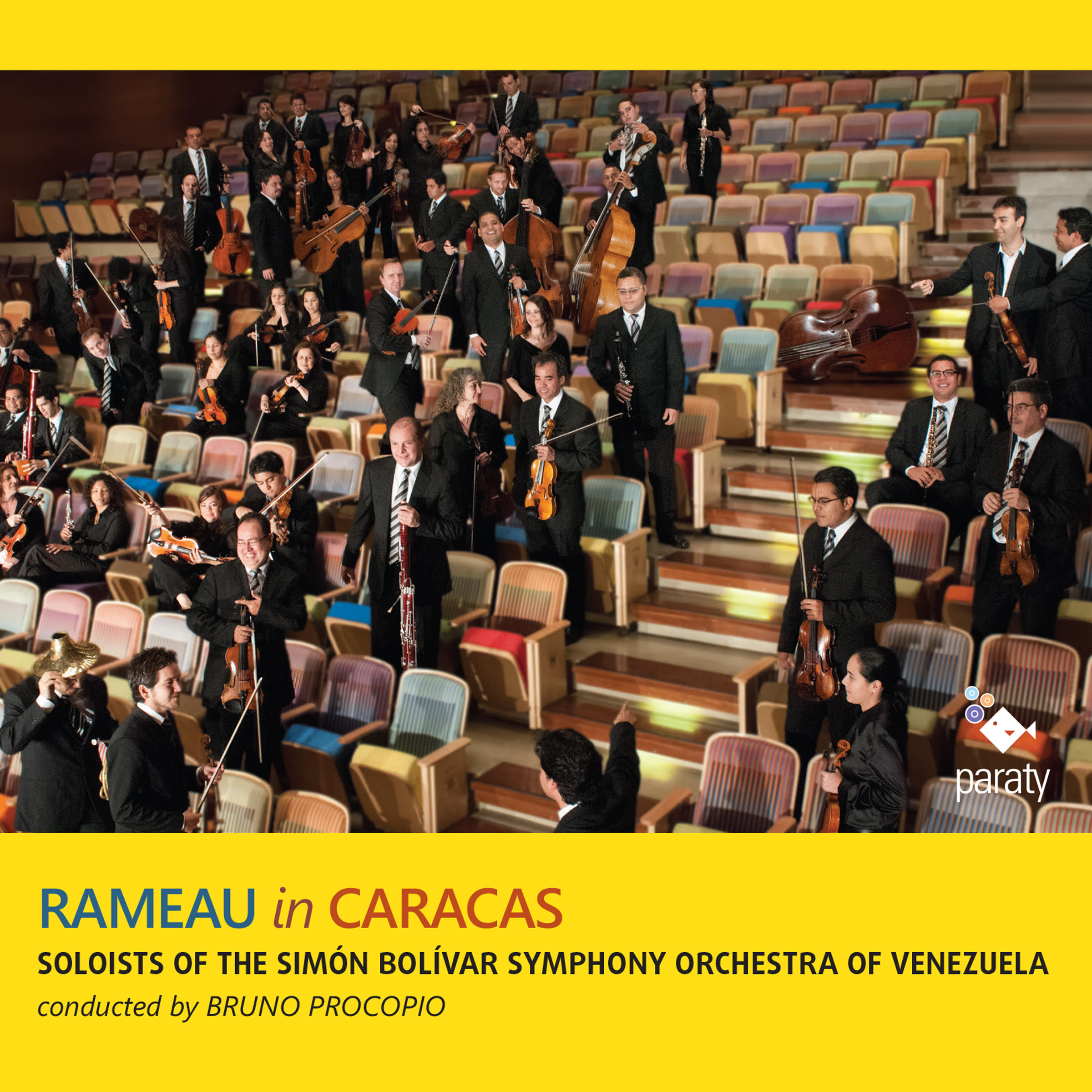 'Rameau in Caracas', Soloists of the Simón Bolívar Symphony Orchestra of Venezuela