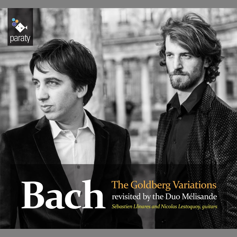 J.S.Bach The Goldberg Variations
