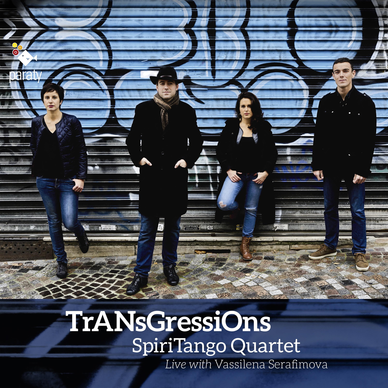 TrANsGressiOns, Live with Vassilena Serafimova