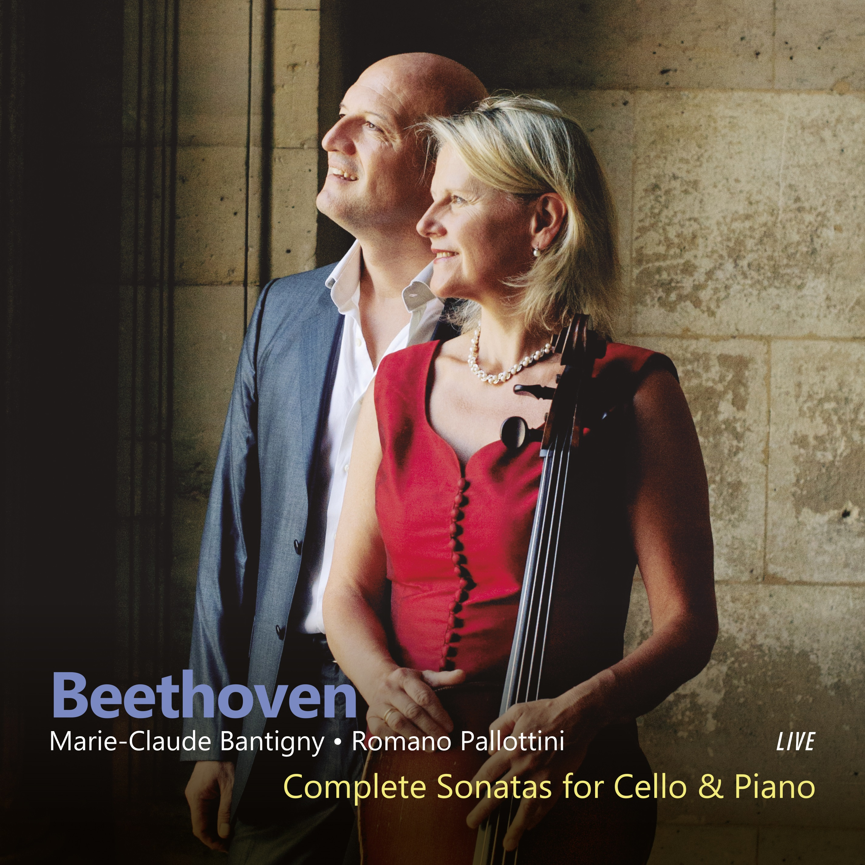 Beethoven, complete sonatas for cello & piano
