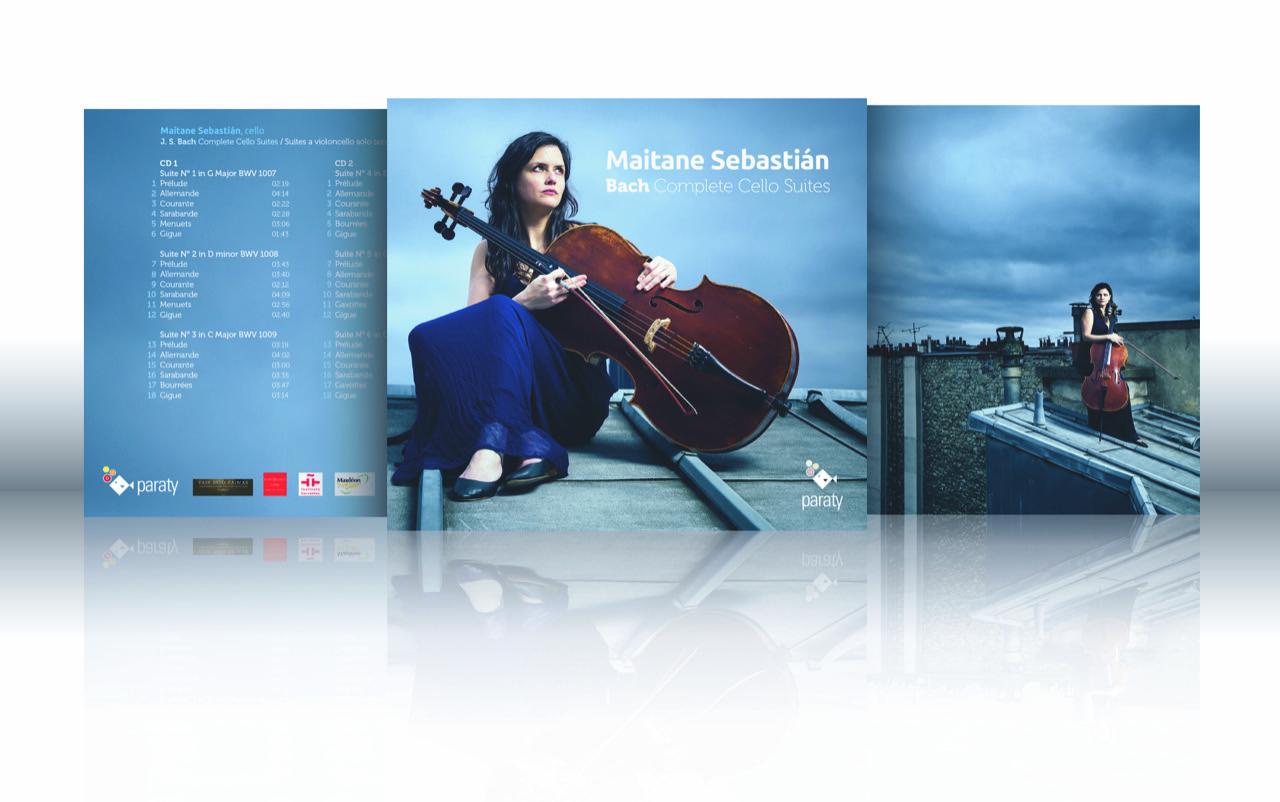 France Musique| Maitane Sebastián, le jeune musicien français du jour
