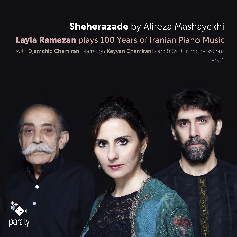 Sheherazade by Alireza Mashayeskhi