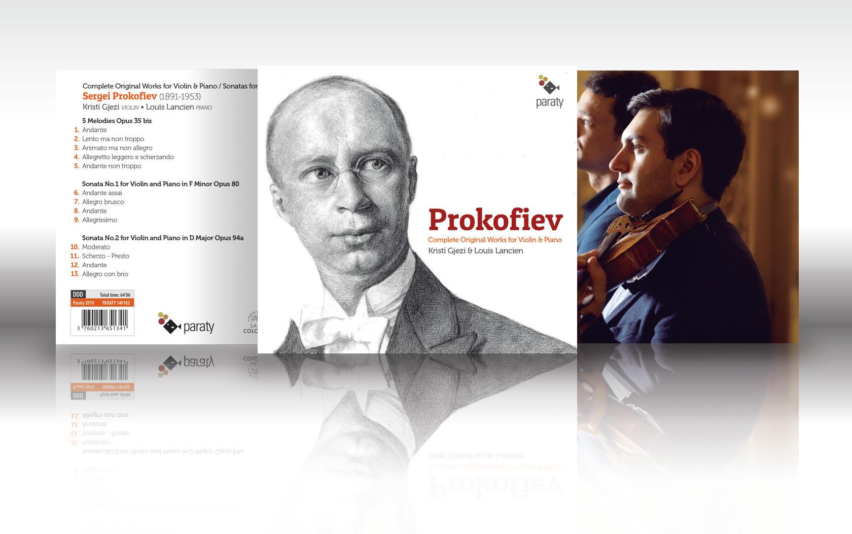 Critique Crescendo | Prokofiev par Kristi Gjezi et Louis Lancien