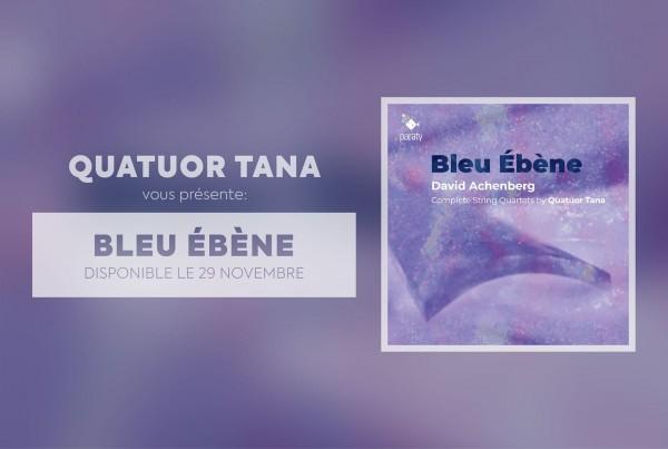 Présentation Bleu Ebene