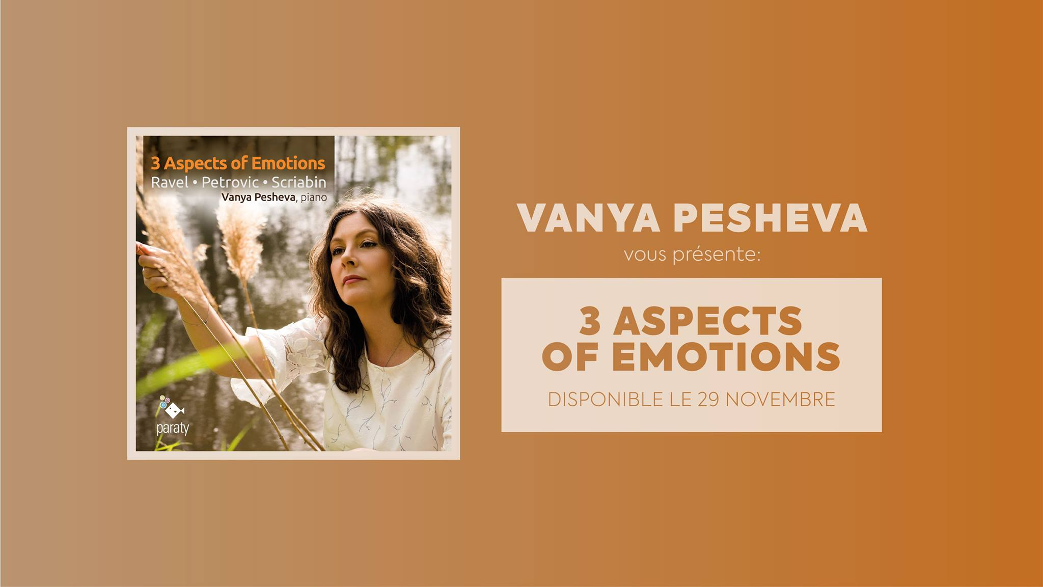 Vanya Pesheva | 3 Aspects of Emotions
