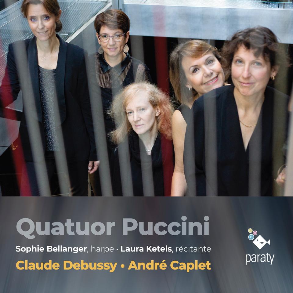 Claude Debussy – André Caplet
