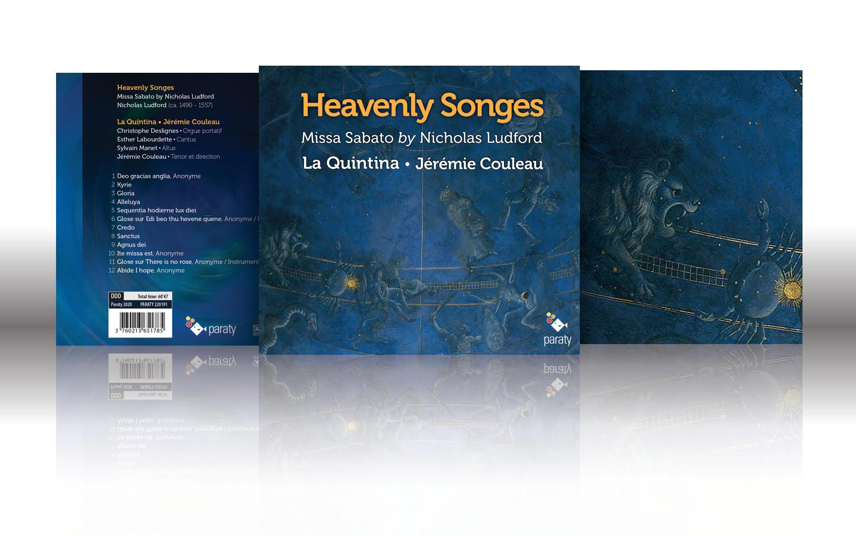 5 étoiles pour l'album Heavenly Songes