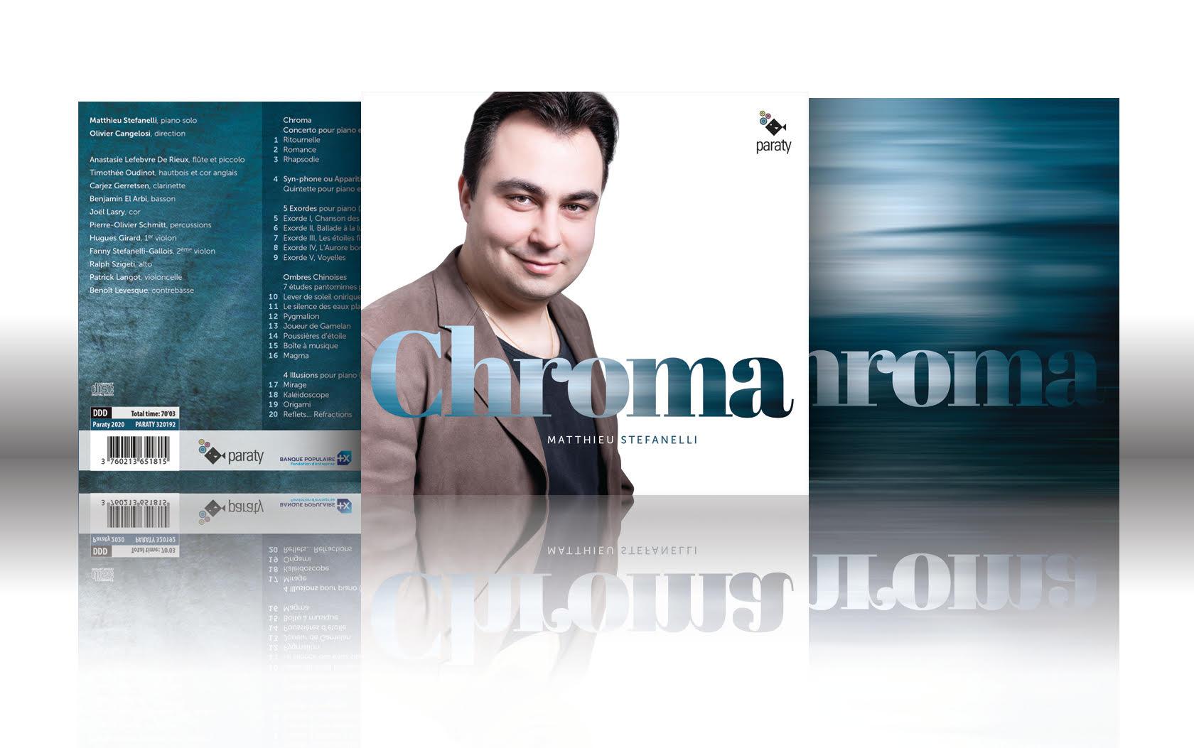 Chroma| Nice-Matin