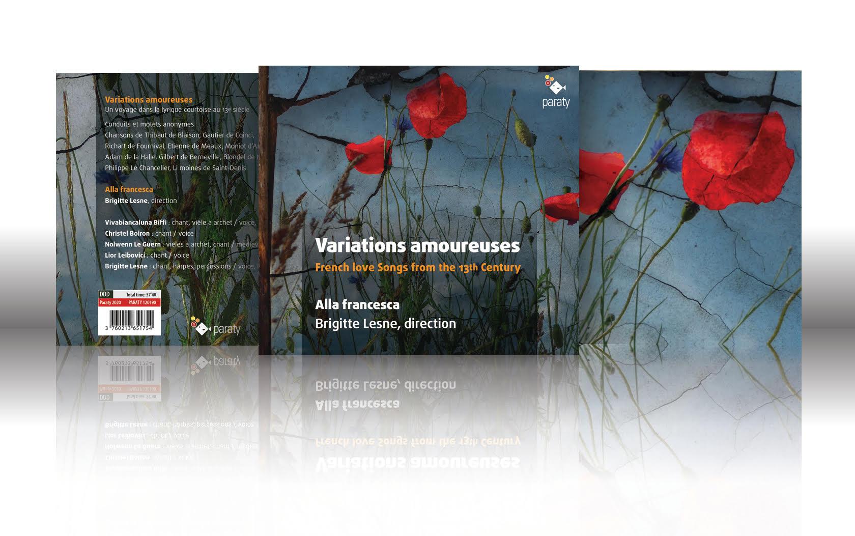 Critique Crescendo Magazine| Variations amoureuses