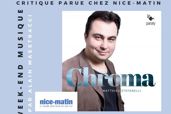 Chroma-Nice Matin