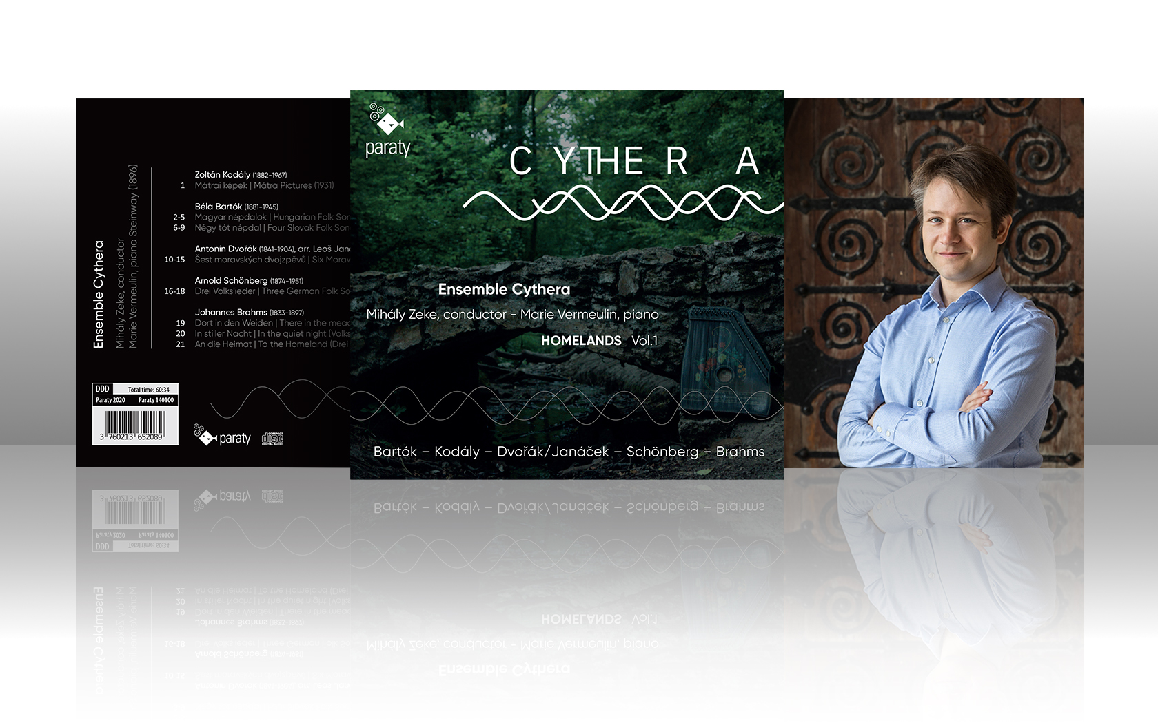 "J-3 pour le CD ""Cythera Homelands 1"""