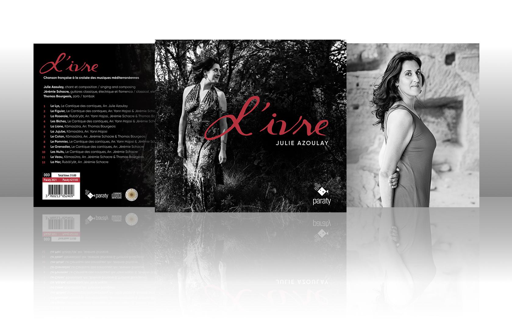Album L'Ivre | Julie Azoulay