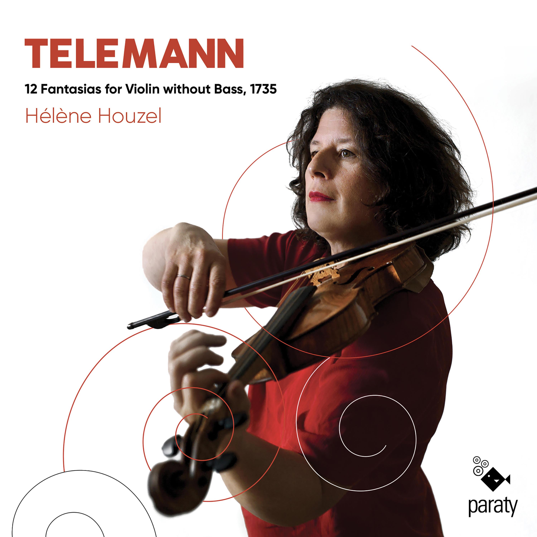 Telemann – 12 Fantaisies